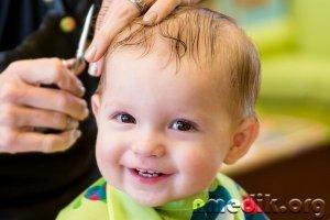 Как правильно ухаживать за детскими волосами и кожей головы
