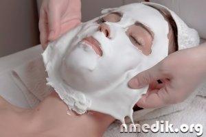 Альгинатная маска для лица - что это такое?
