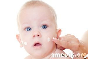 Детский крем для лица взрослого