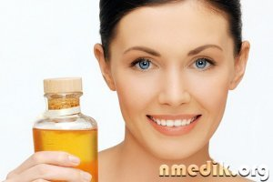Миндальное масло для лица