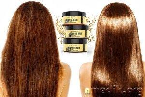 Аргановое масло для волос и кожи головы