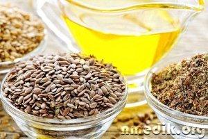 Льняное масло для волос и кожи головы