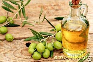 Оливковое масло для волос и кожи головы